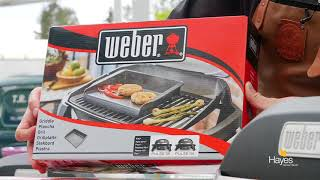 Best features of the Weber Pulse Electric BBQs