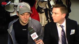 Post Game: Tim Erixon (3/23/13)