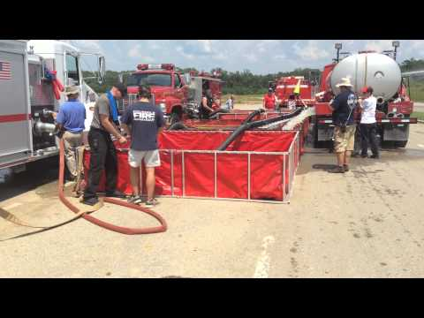 Part 9 - Rural Water Supply Drill - Shelby County, Alabama - June 2015 - 1,000 GPM Club