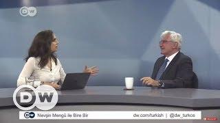 Nevşin Mengü ile Bire Bir'in konuğu eski Milletvekili Emin Şirin - DW Türkçe