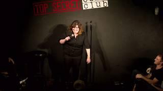 Isa Bonachera - Top Secret Comedy Club