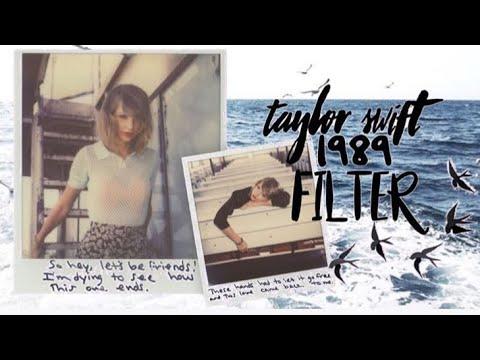 Taylor Swift 1989 Instagram Feed