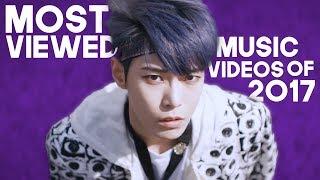 «TOP 40» MOST VIEWED KPOP GROUPS MUSIC VIDEOS OF 2017 (November Week 3)