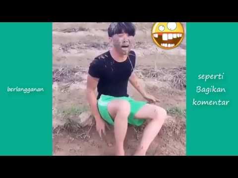 Video Lucu Banget Cina Kocak Bikin Ngakak 2017