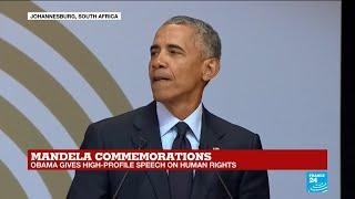 """""""I believe in Mandela"""