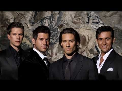 Il divo mama instrumental karaoke with backing vocals youtube - Il divo mama ...