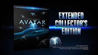 Avatar Extended Collector's Edition Blu-Ray - Official® Trailer [HD]