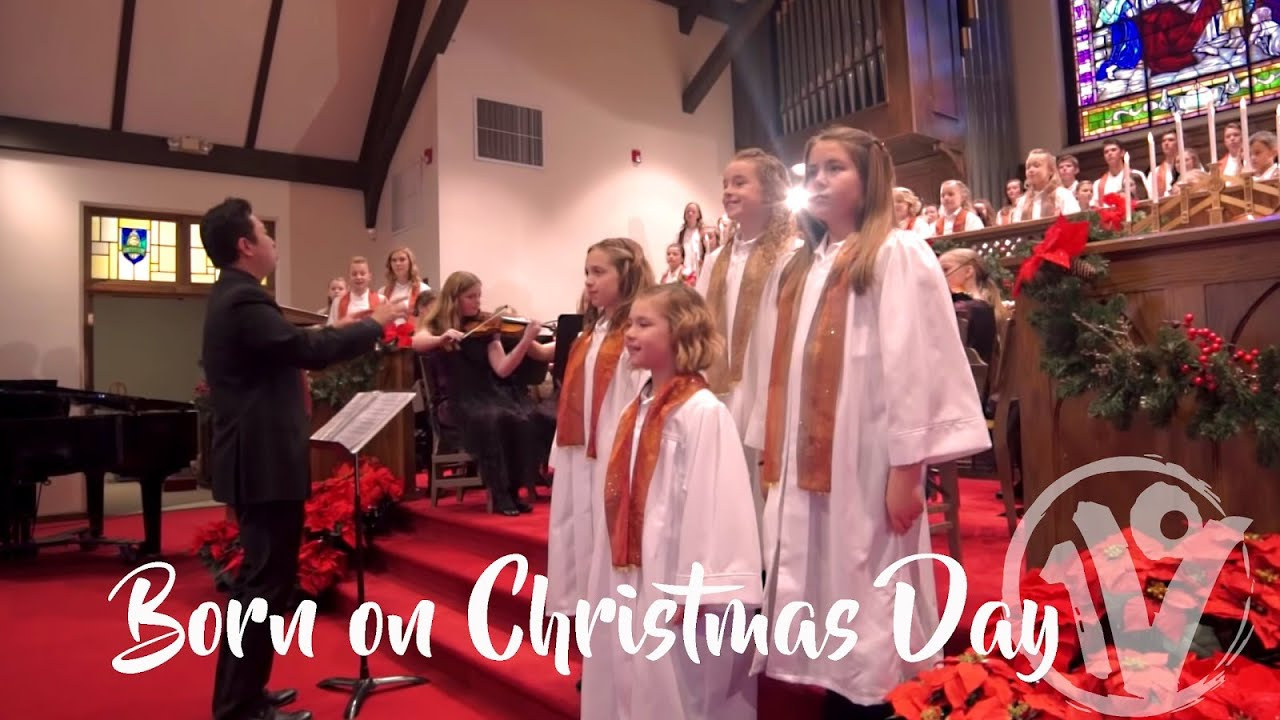 Born on Christmas Day by Kristin Chenoweth - Cover by One Voice Children's Choir Chords - Chordify