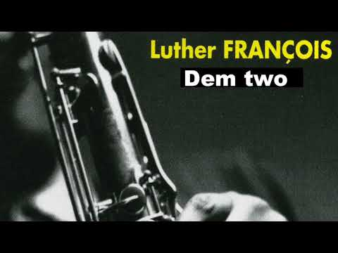 Luther FRANCOIS (Dem two)