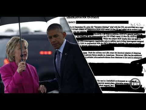 BUSTED: Obama's Name Edited Out of FBI Documents – Trump Uncovered MASSIVE Coverup!