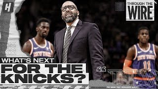 Bucks Make A Statement, What's Next For The Knicks? | Though The Wire Podcast