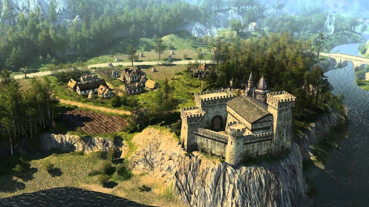 Mittelalter Strategiespiele