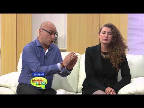 Adriana Arango y Robinson Díaz nos invitaron a