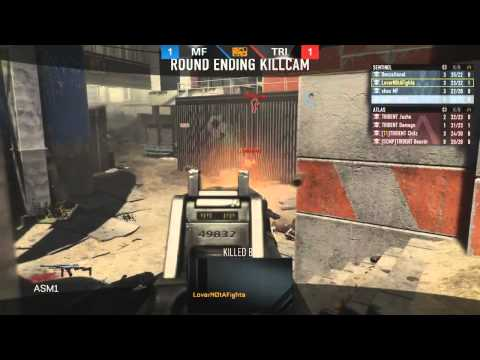 ACL Sydney - WBF - Plantronics.Mindfreak vs TRIDENT Esports - Game 2, 3 & 4