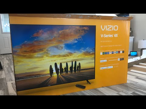 VIZIO V-Series 65 TV Review Best Bang for Your Buck