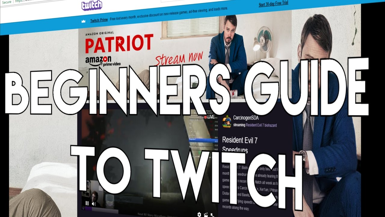 How To Stream To Twitch: How To Set Up A Complex Twitch Stream