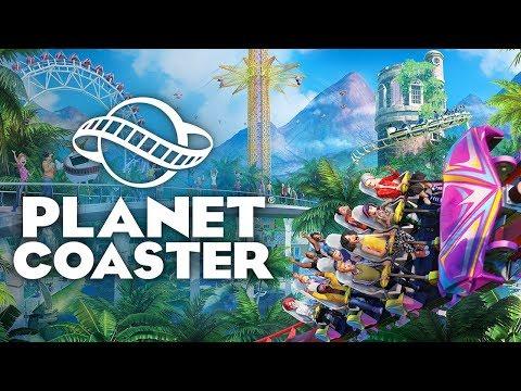 Planet coaster the challange #3 het word al een mooi park
