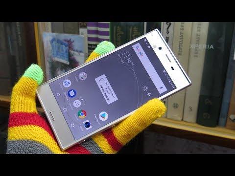 видео: sony xperia xzs - распаковка, предварительный обзор