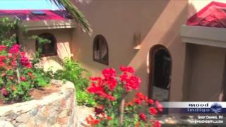 Mood Indigo Villa Tour, Great Camanoe, BVI
