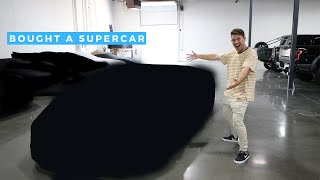Asking 50 Strangers What Supercar To Buy Then BUYING IT  (SAME DAY)