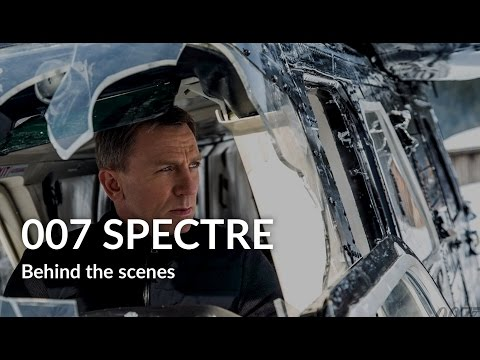 Spectre - Bond's Biggest Opening Sequence (Making-Of)