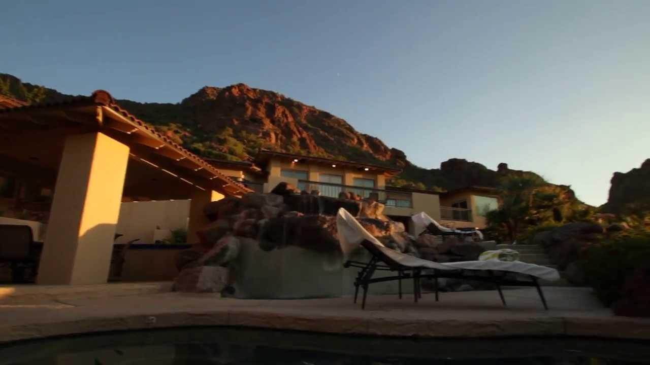 2f8d6febbd Sanctuary Resort on Camelback Mountain -- Casa 9 - YouTube