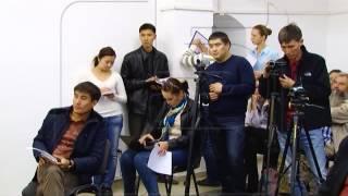 Правозащитники Кыргызстана протестуют против законопроекта о запрете гей-пропаганды