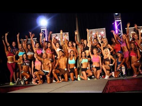 Fitness STAR Model Search - WORLD CHAMPIONSHIP 2014