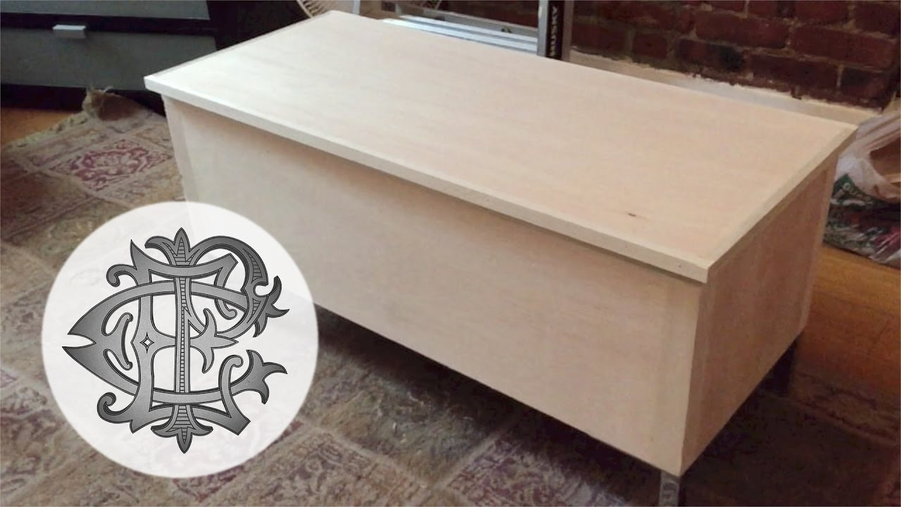 Murphy Coffee Table.Ecp Murphy Bed Part Ii Toy Chest Coffee Table