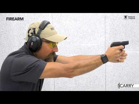 I Carry: Kel-Tec P3AT in a Blackhawk TecGrip Holster - YouTube