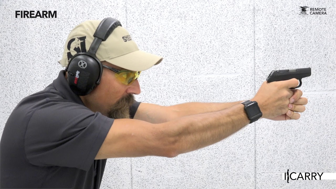 I Carry: Kel-Tec P3AT in a Blackhawk TecGrip Holster