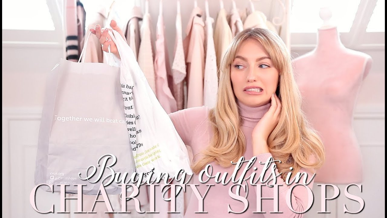 Buying outfits in CHARITY SHOPS! (Thrift shopping!) ~ Freddy My Love