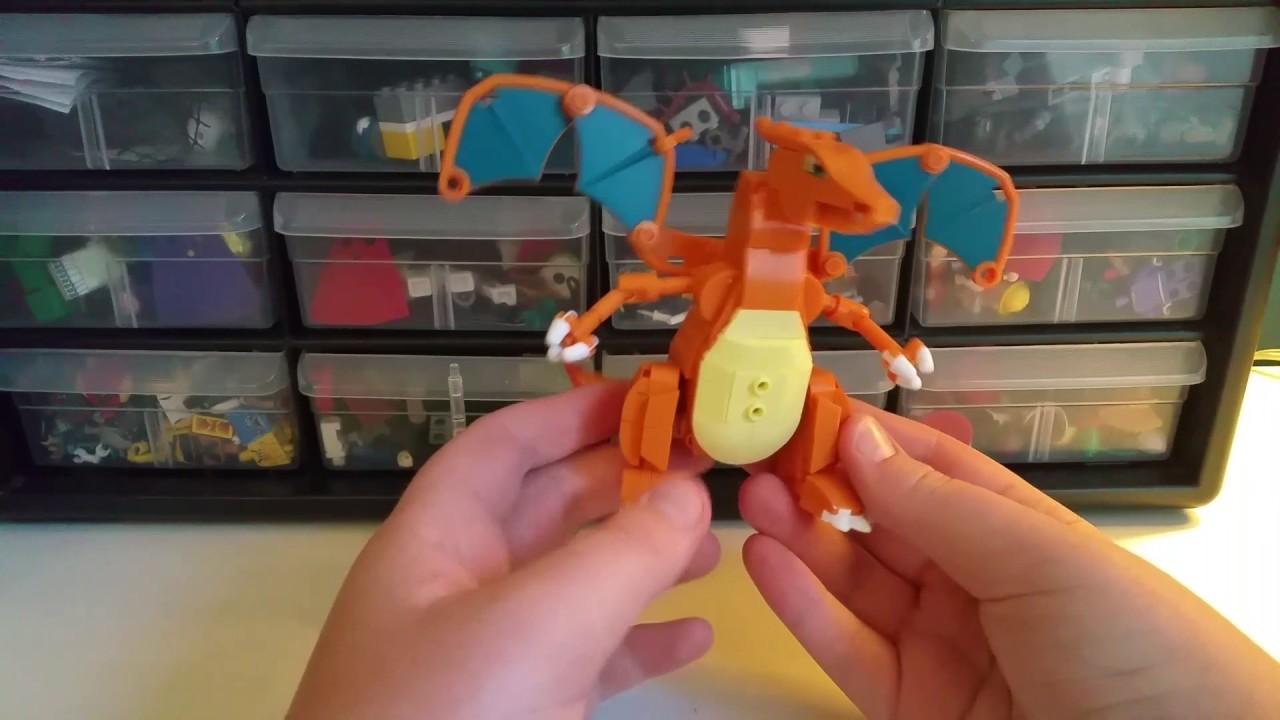 NEW Mega Bloks Mega Construx Pokemon Charizard