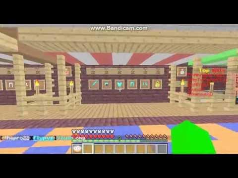 Minecraft SkyArmy Greek Server Review