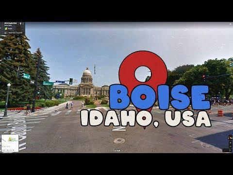Let's Take A Virtual Tour Of Boise Idaho