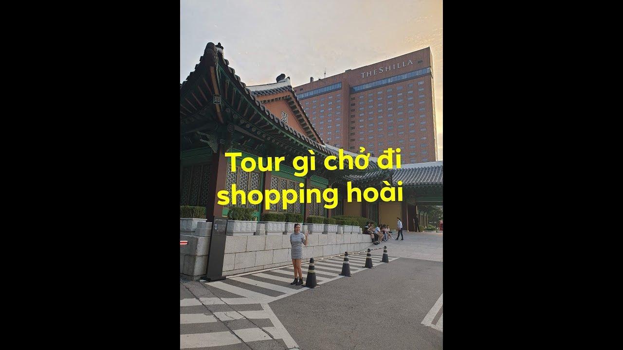 Một ngày city tour seoul như thế nào ? nên đi tour hay tự túc ?