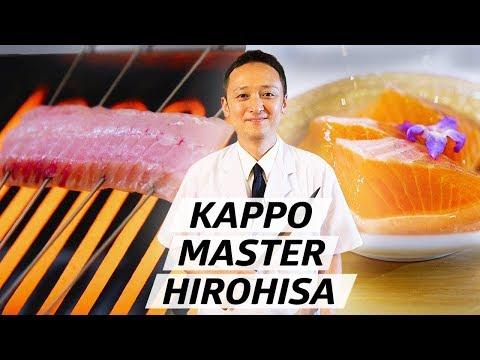 Michelin-Starred Chef Hirohisa Hayashi Does Much More than Sushi — Omakase