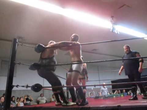 Chris Burns vs  Van Valley vs  Wolfman vs  Hayne vs  Evan Atlas vs  Iron Bull Argus   LCW Match SWO
