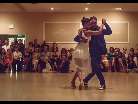 Milonga LAX Tango Performance By Chicho Frumboli Amp Juana Sepulveda 2 July 17 2015