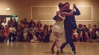milonga lax tango performance by chicho frumboli juana sepulveda 2 july 17 2015