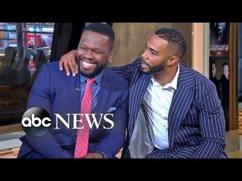 'Power' Stars 50 Cent, Omari Hardwick Discuss Hit Show - YouTube