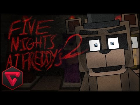 MINECRAFT: FIVE NIGHTS AT FREDDY'S 2 MAP (No Mods)