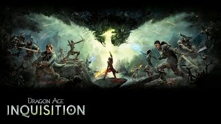 Dragon Age Inquisition —  Dialogues&Map (Twitch gameplay)