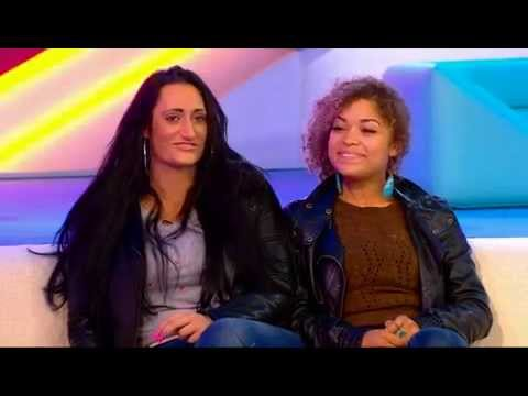 Antonia Thomas & Lauren Socha   T4: How to pull the Misfits girls