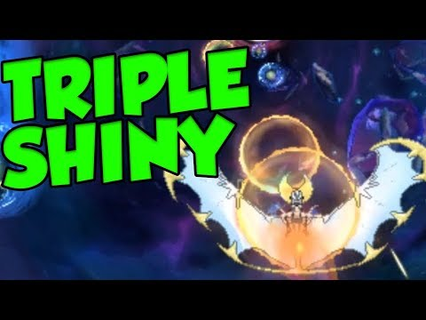 Ultra Warp Ride SHINY HUNTING WORLD RECORD!