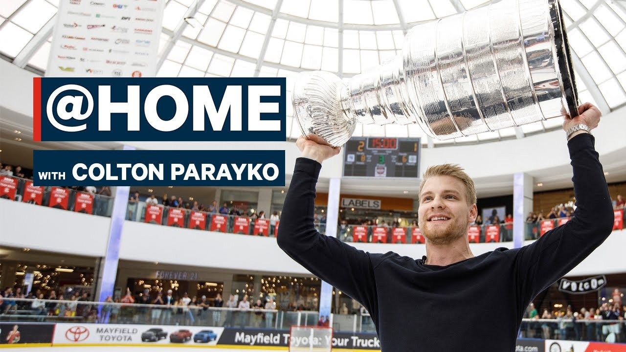Colton Parayko On His Cup Run With St. Louis & Personal Connection With A Special Fan | @Home