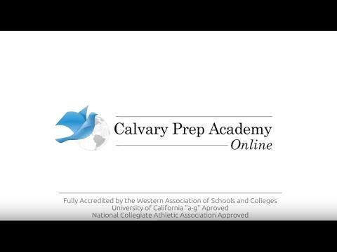 Calvary Prep Academy Calvary Online School