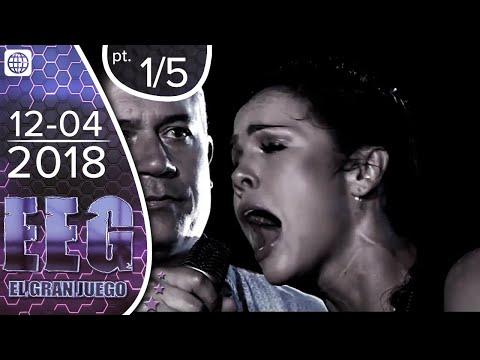 EEG El Gran Clásico - 12/04/2018 - 1/5