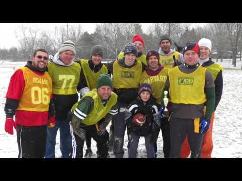Turkey Bowl Hype 2015
