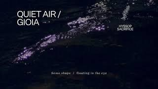 """Fleet Foxes - """"Quiet Air / Gioia"""" (Lyric Video)"""